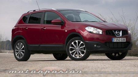 Nissan Qashqai 2.0 dCi 4x4, prueba (valoración y ficha técnica)