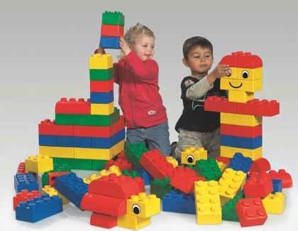 Los juegos de construcción y sus beneficios