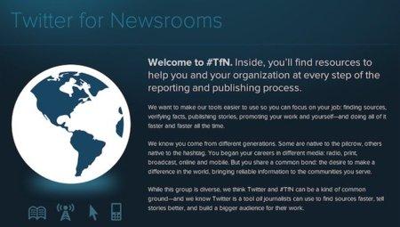 Twitter for Newsroom, una guía oficial para periodistas y medios