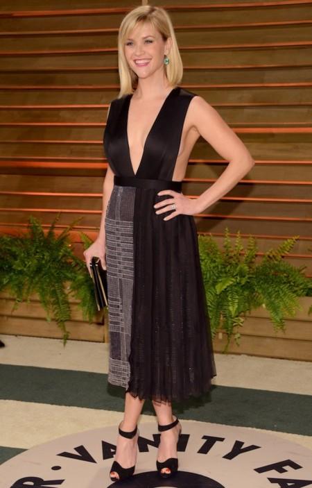 Reese Witherspoon oscar 2014 vanity fair