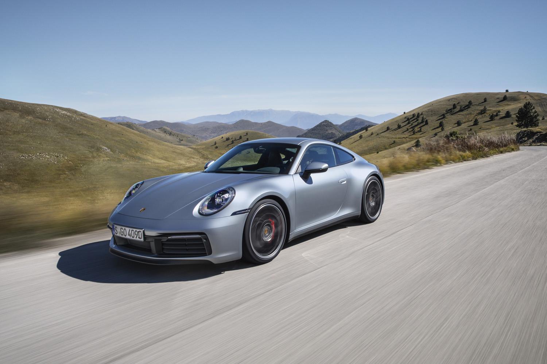 Foto de Porsche 911 (992) 2019 (1/29)