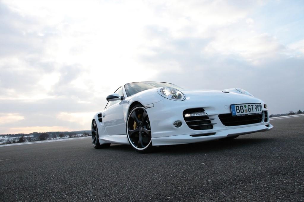 Foto de Porsche 911 Turbo 2010 por TechArt (1/3)