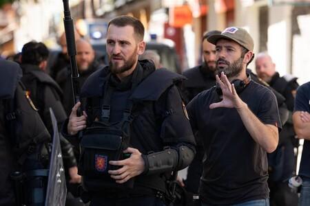 """""""Antidisturbios surge cuando asistimos al movimiento 15M en Madrid y vemos esas cargas policiales"""". Rodrigo Sorogoyen"""