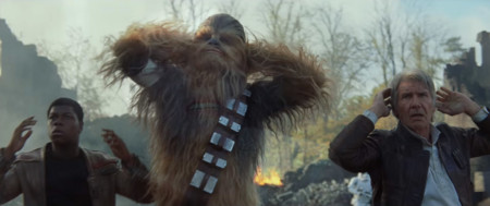 Finn Chewie Han