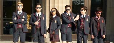 'The Umbrella Academy' es 'Hill House' con superhéroes y perfecciona la fórmula de Netflix: fantasía, diversidad, actorazos y... ¿HDR?