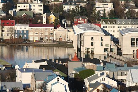 Islandia, la primera gran víctima de la crisis