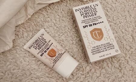 Invisible UV Flawless Poreless Primer SPF 50