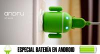 Accesorios para aumentar la autonomía de la batería de Android