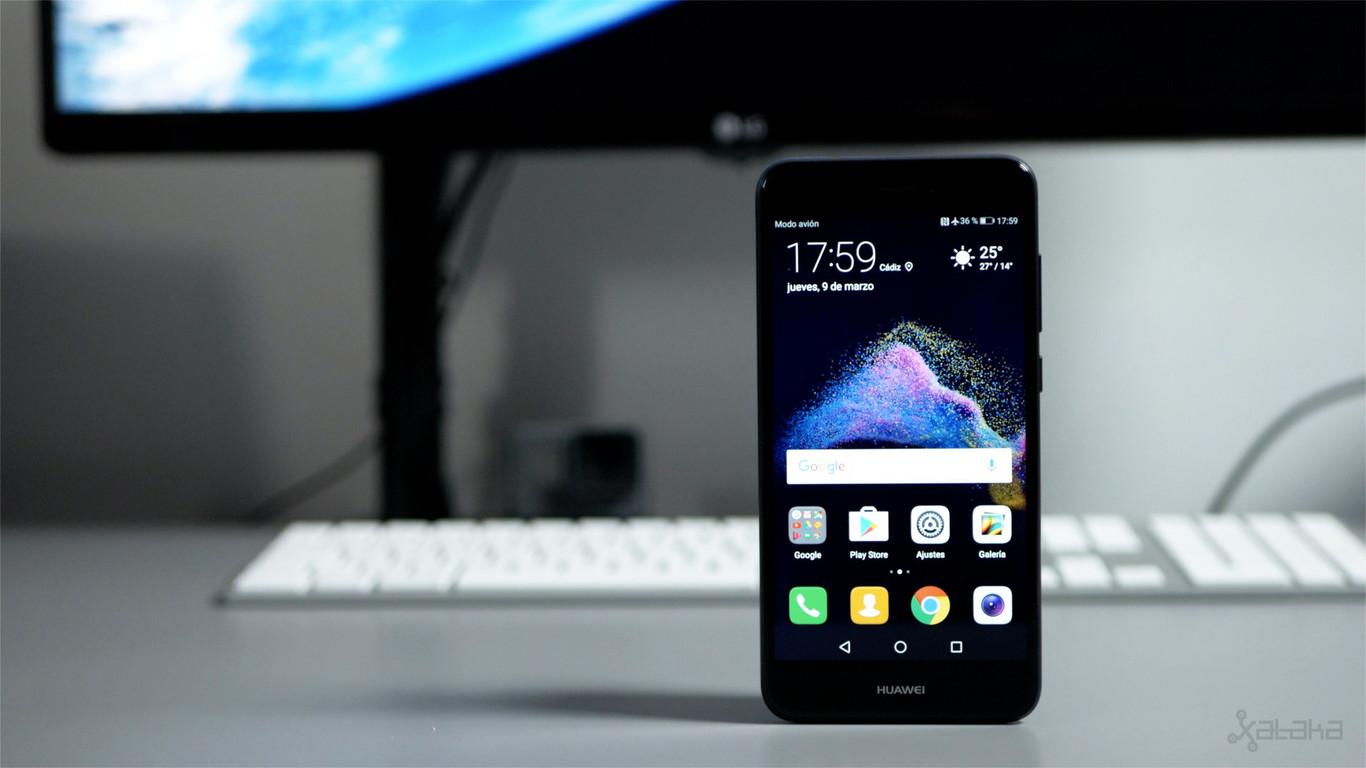 3f0ccff1b05 Huawei P8 Lite 2017, análisis. review con características, precio y  especificaciones