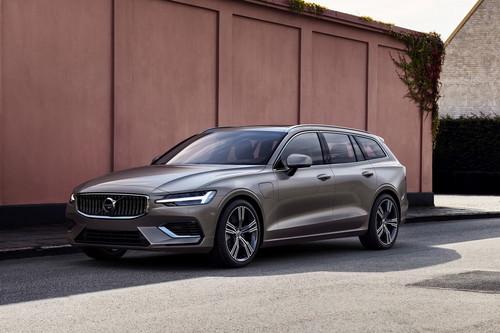 El nuevo Volvo V60 es la brillante idea de la vagoneta bajo la escuela del XC90