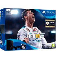 La PS4 Slim de 1 TB con FIFA 18 y un segundo DualShock 4, en eBay te sale por sólo 325,99 euros esta semana