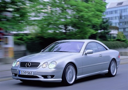 Mercedes Benz Cl55 Amg 2000 1600 01