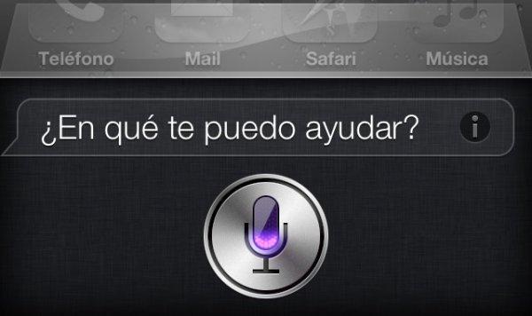 Siri en español para iOS 6