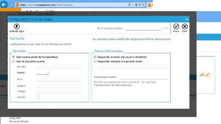 MySaaSPlace incorpora la factura electrónica para facilitar su uso a la Pyme