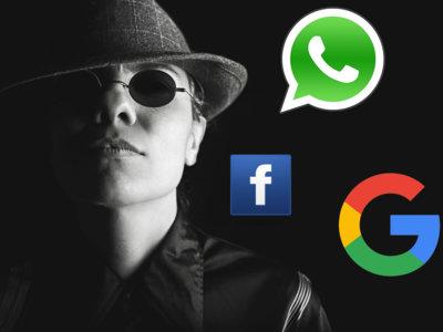 Avast acusa a Google, WhatsApp y Facebook de espiar a sus usarios