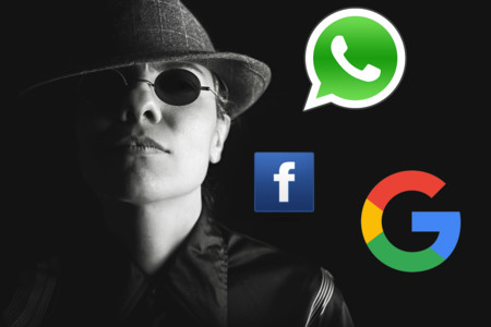Avast acusa a Google, WhatsApp y Facebook de espiar a sus usuarios