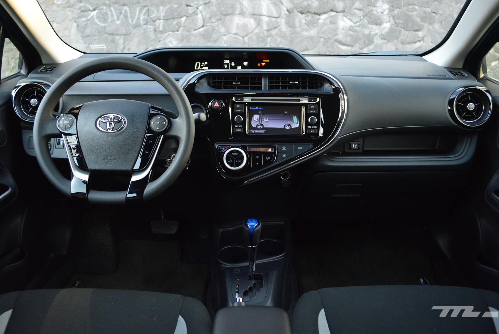 Foto de Toyota Prius C (prueba) (10/17)