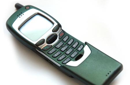Nokia 7110. Teléfonos con Historia VIII