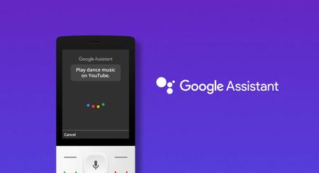 El Asistente de Google, Google Maps y YouTube llegan a KaiOS, el sistema operativo de 'feature phones' como el Nokia 8110