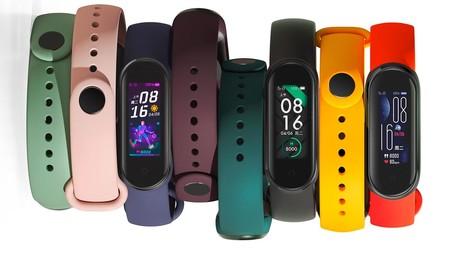 Xiaomi Mi Band 5 Oficial Bandas Colores