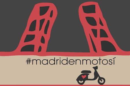 Las motos protestarán contra las restricciones de circulación de 'Madrid Central' el 16 de diciembre