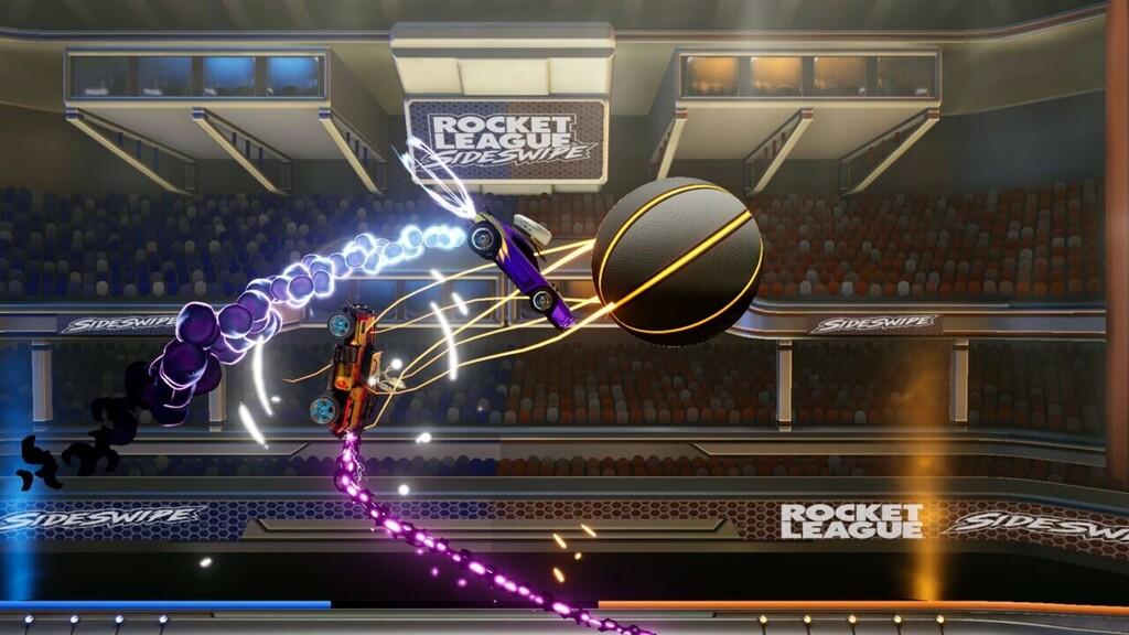 Rocket League para Android™ llega en 2021 en figura de spin-off: 'Rocket League Side Swipe' nos educa su gameplay