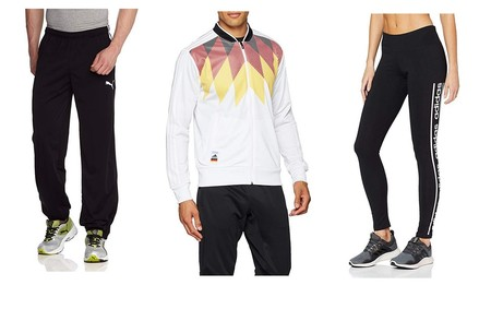 Chollos en ropa deportiva Adidas, Reebok, Nike o Puma por menos de 30 euros en Amazon