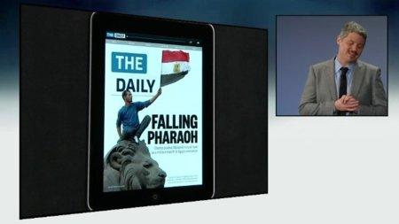 the daily ipad apple news corp