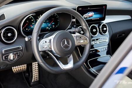 Mercedes Benz C 300 De 2020 Prueba 021
