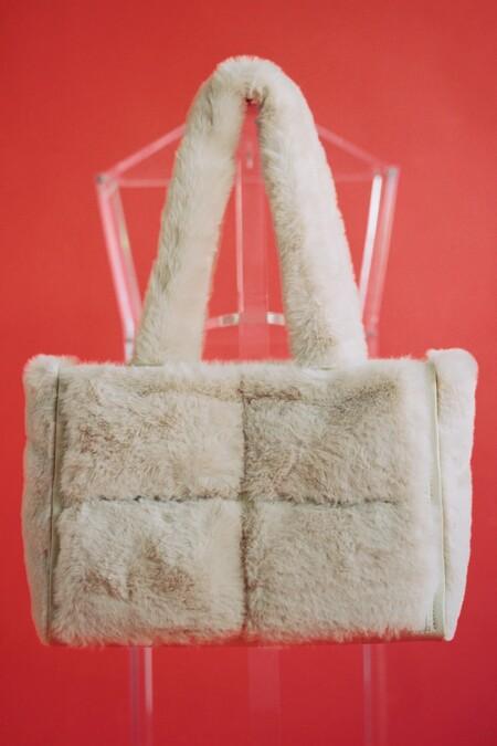 Bolso Shopper Fur 03