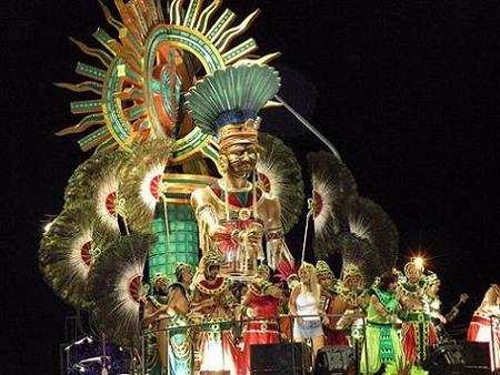 Carnaval de Gualeguaychú, Argentina