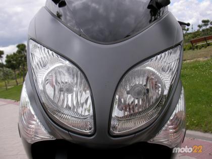 Prueba de la Yamaha TMAX 500 (4/4). Conclusiones y galería de fotos