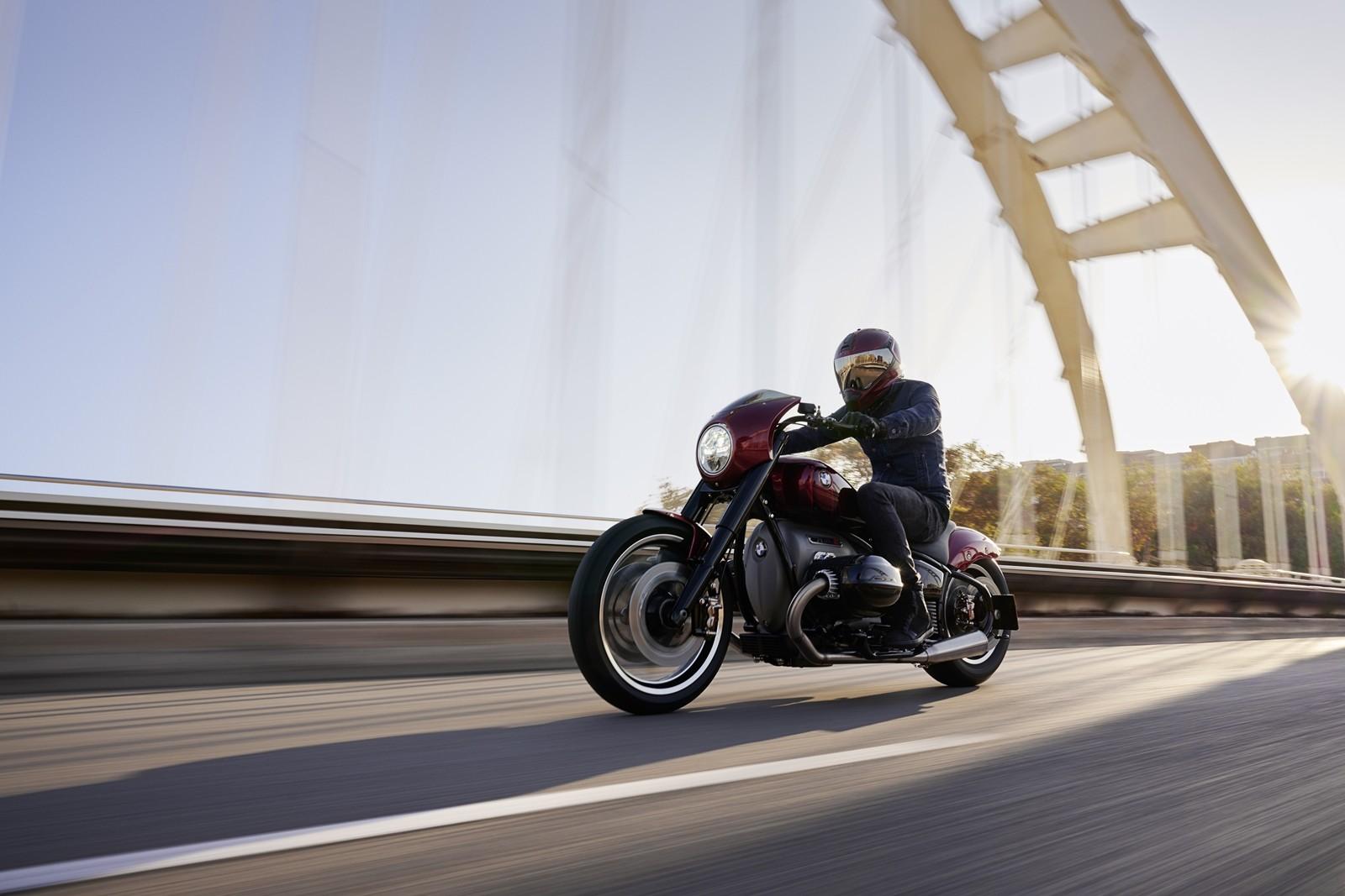 Foto de BMW Motorrad Concept R 18 /2 (7/39)