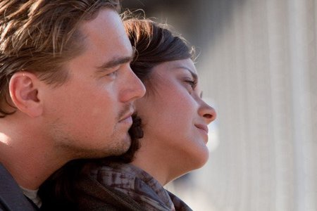 Marion Cotillard y Leonardo DiCaprio en