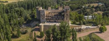 Este castillo gótico-mudéjar segoviano (completamente reformado) busca dueño