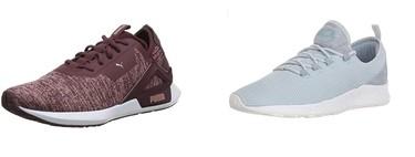 Chollos en tallas sueltas de zapatillas para mujer de marcas como Puma, New Balance, Asics o Under Armour por menos de 30 euros en Amazon