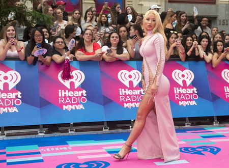 iHeartRadio Much Music Video Awards 2017 Iggy Azalea