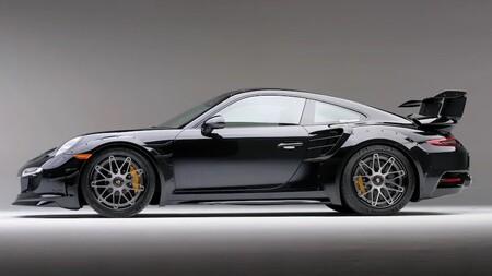 Porsche 911 Turbo S Gemballa Gtr 8xx Evo R 9