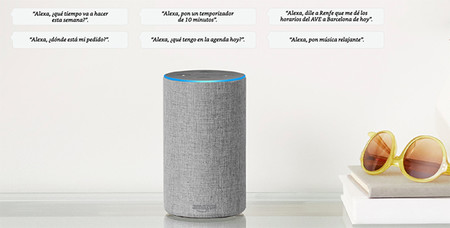 Alexa Amazon Echo Altavoces Inteligentes Amazon Espana