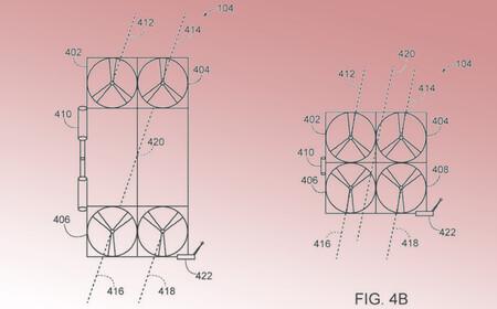 Honda Patente Dron Acoplado 2