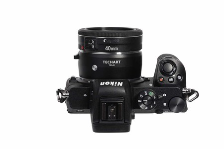 TechArt TZC-01: El adaptador para llevar tus objetivos Canon EF al sistema Z de Nikon
