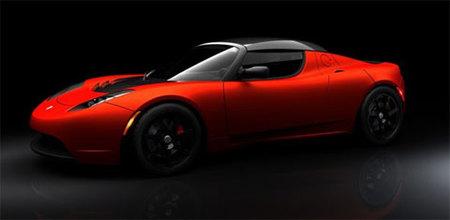 Tesla Roadster Sport, más potencia para el deportivo eléctrico