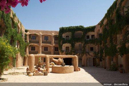 Hotel diar el berber - patios