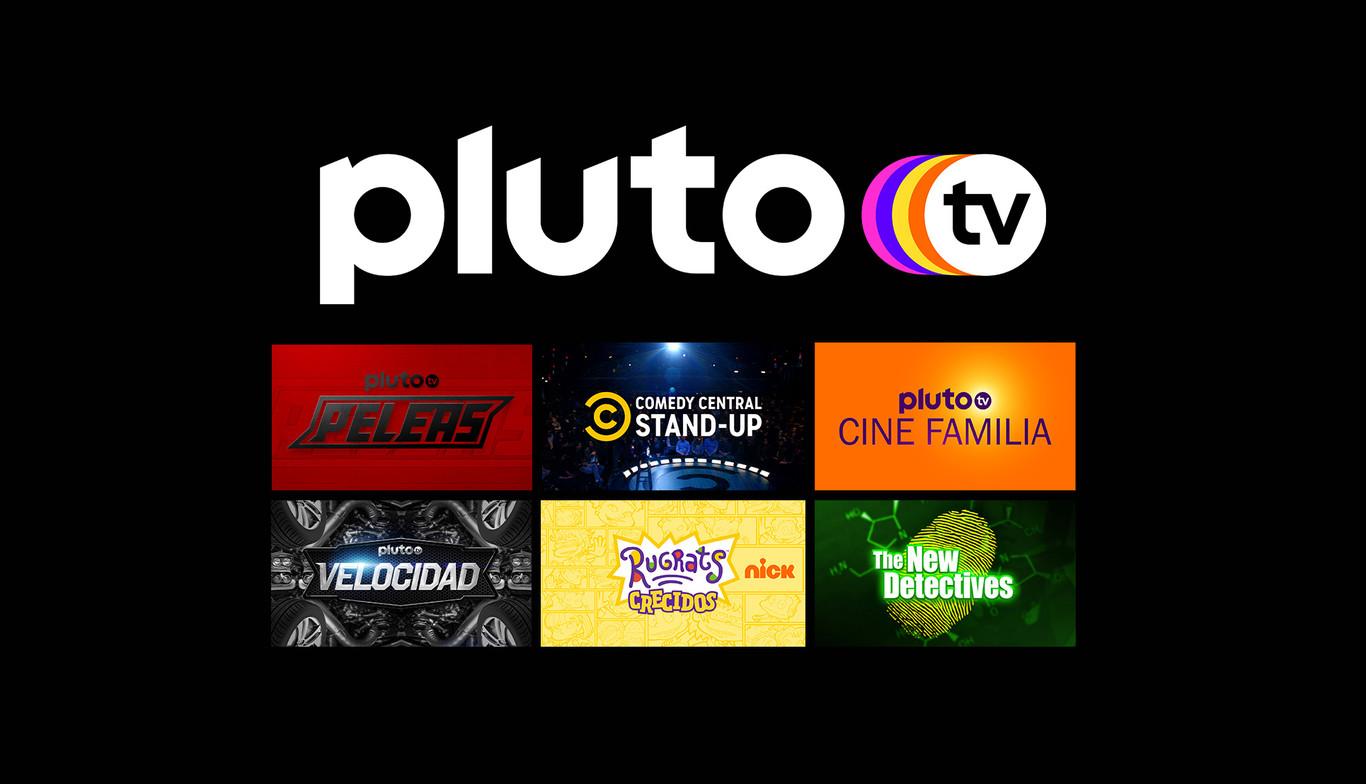Con más de 200 canales, Pluto TV te ofrece una gran variedad de diversión para disfrutar en familia o con tus amigos.