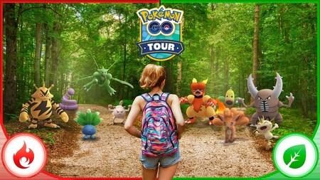 Pokémon GO: todos los Pokémon exclusivos de la edición Roja y la edición Verde del Tour de Pokémon GO: Kanto