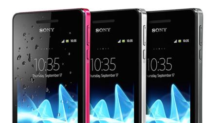 Sony Xperia V multimedia