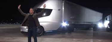 Bombazo de Elon Musk: si no sobrevives a una explosión nuclear a bordo del Tesla Semi, te devuelven el dinero