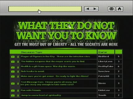 www.whattheydonotwantyoutoknow.com en GTA IV