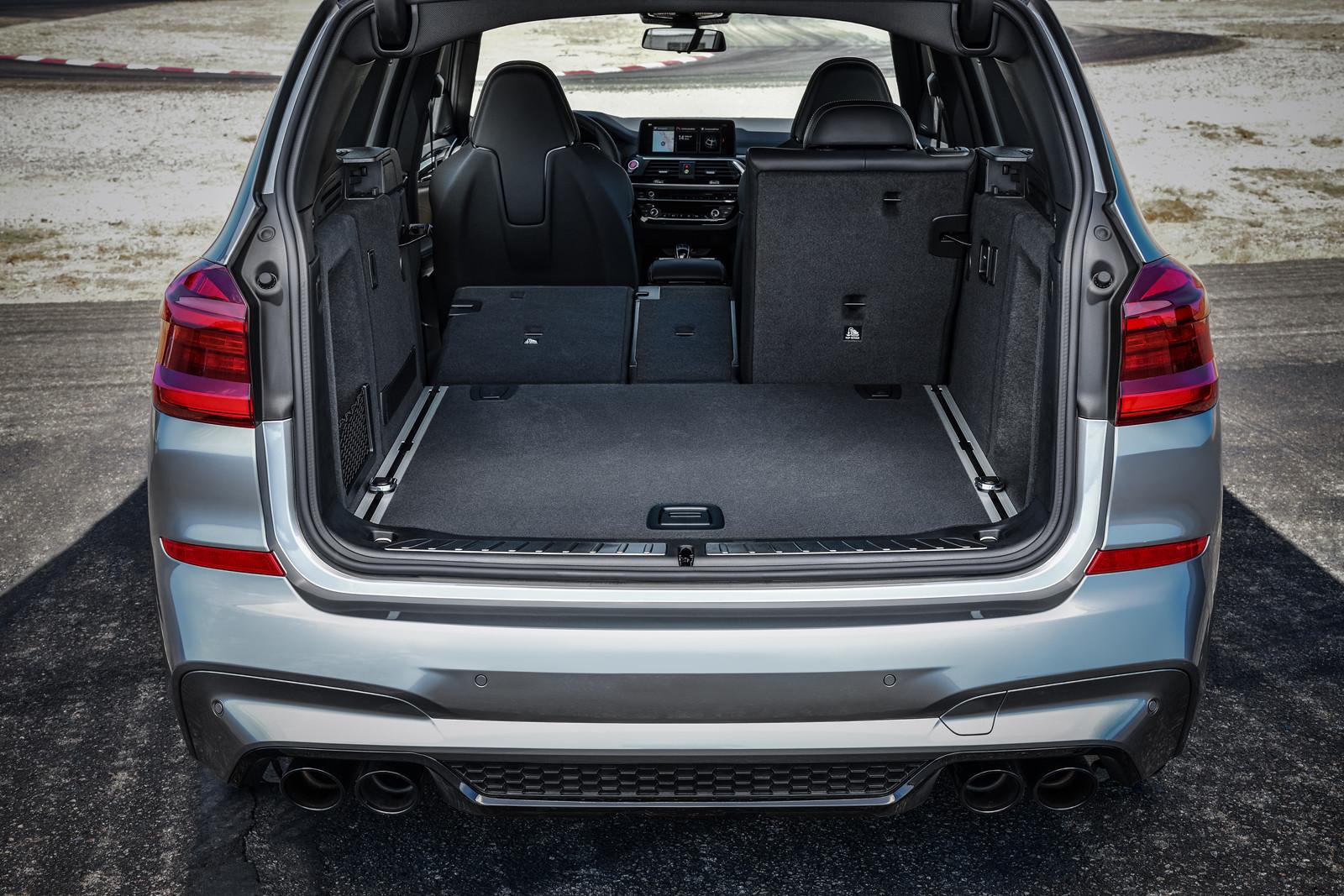 Foto de BMW X3 M 2020 (Presentación) (24/80)