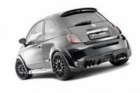 Fiat 500 Largo, la brutal visión de Hamman